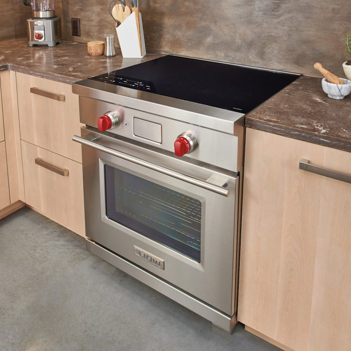 Induction Provides Greater Precision Control Than Flame
