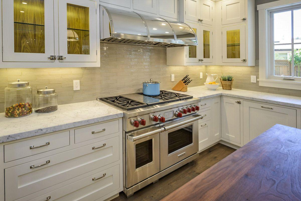 Range-Interior Kitchen