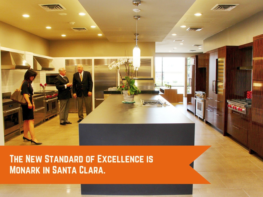 The New Standard of Excellence is Monark Premium Appliances ...